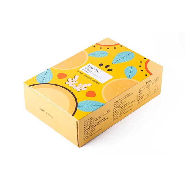 Easy Fun 姜汁薄脆 8袋/盒